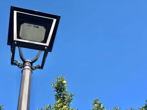 Todas las calles de Gines  disponen ya de luces LED